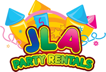 JLA Party Rentals Logo
