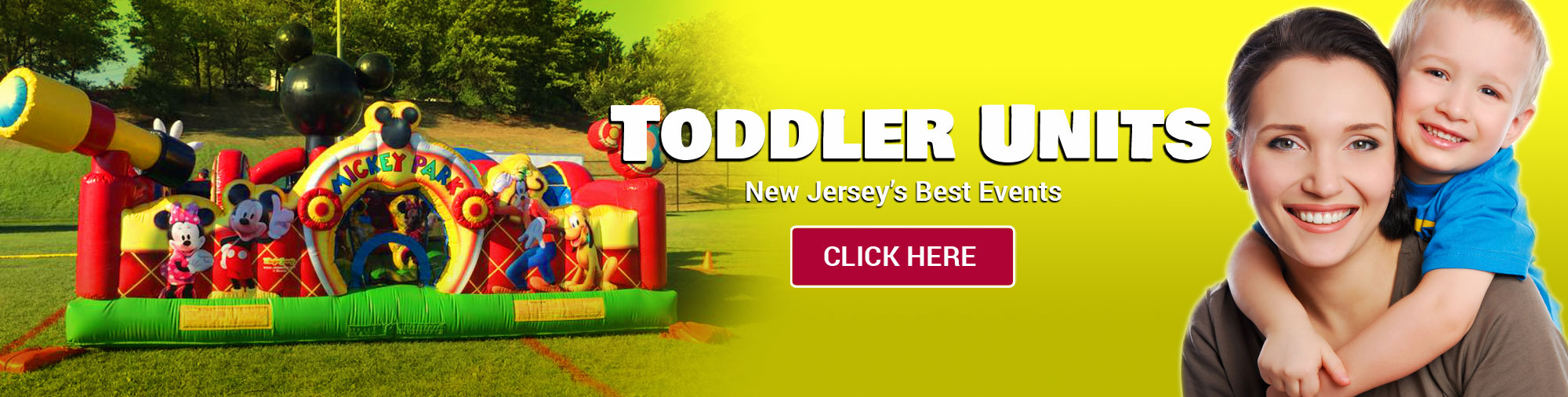 Toddler Inflatable Rentals