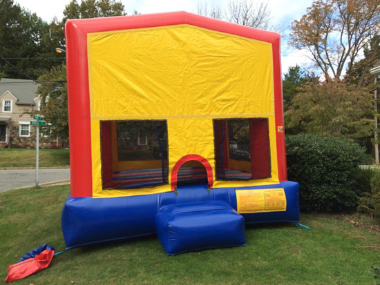Modular Bounce House Rental | JLApartyrentals.com New Jersey