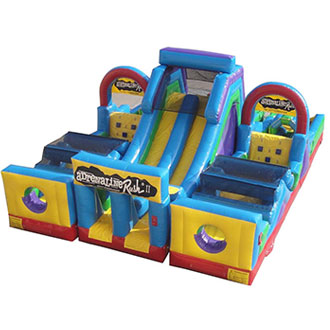New Jersey Obstacle Course Rentals