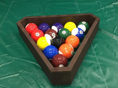 Human Billiards Rental JLApartyrentalscom New Jersey - Human pool table