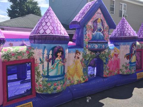 Princess Palace Playland Rental Jlapartyrentals New Jersey