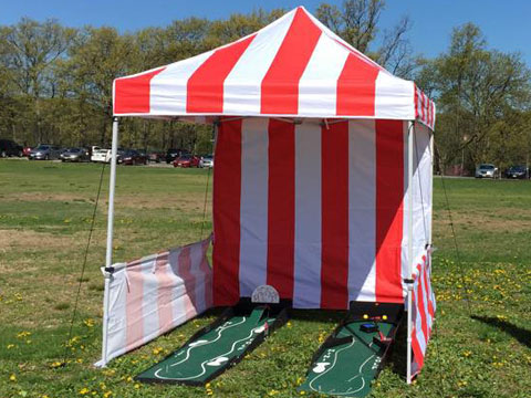 Carnival Tent And Games Package Rental Jlapartyrentals